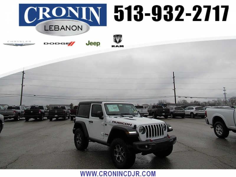 New 2020 JEEP Wrangler 2d SUV 4WD Rubicon