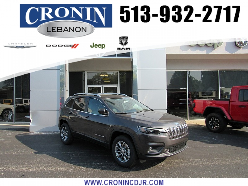New 2020 JEEP Cherokee 4d SUV 4WD Latitude Plus 3.2L