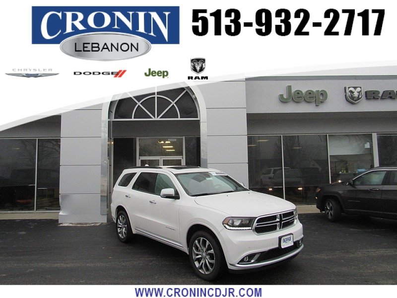 Pre-Owned 2018 Dodge Durango 4d SUV AWD Citadel Anodized Platinum