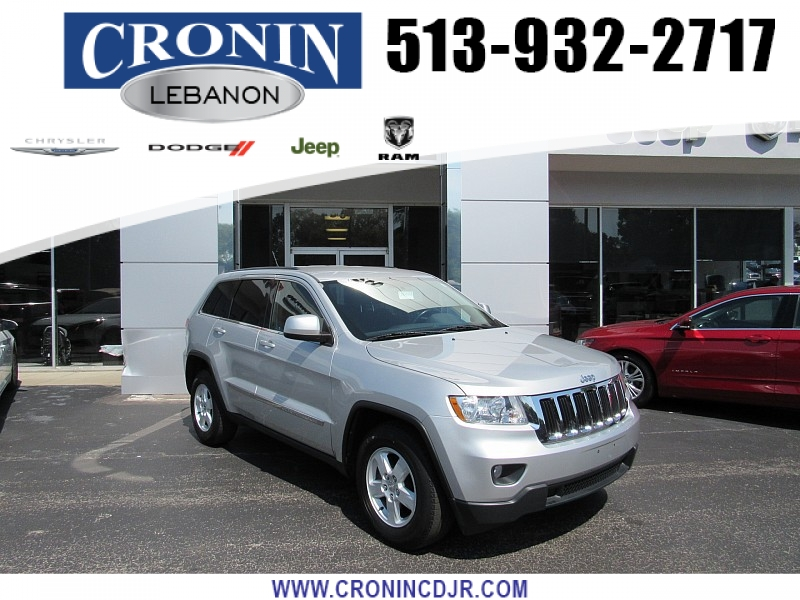Pre-Owned 2012 Jeep Grand Cherokee 4d SUV 4WD Laredo