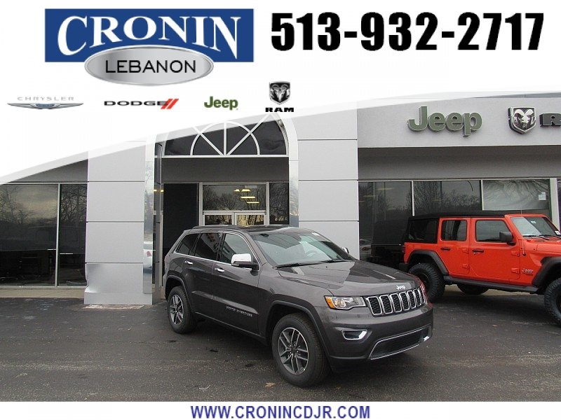 New 2020 JEEP Grand Cherokee 4d SUV 4WD Limited V6