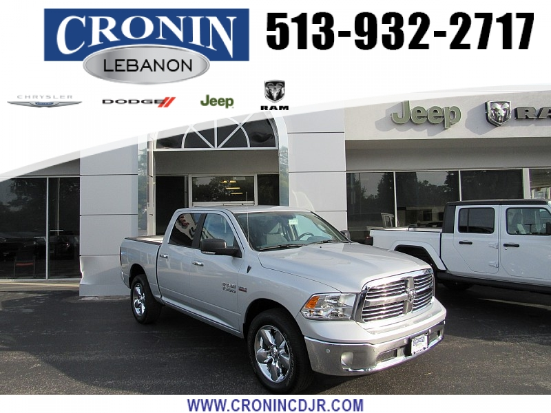 Pre-Owned 2018 Ram 1500 4WD Crew Cab Big Horn
