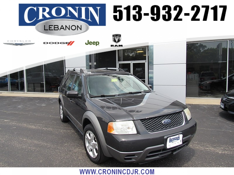 Pre-Owned 2007 Ford Freestyle 4d SUV 2WD SEL