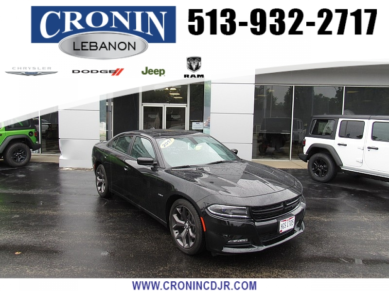 Pre-Owned 2017 Dodge Charger 4d Sedan R/T