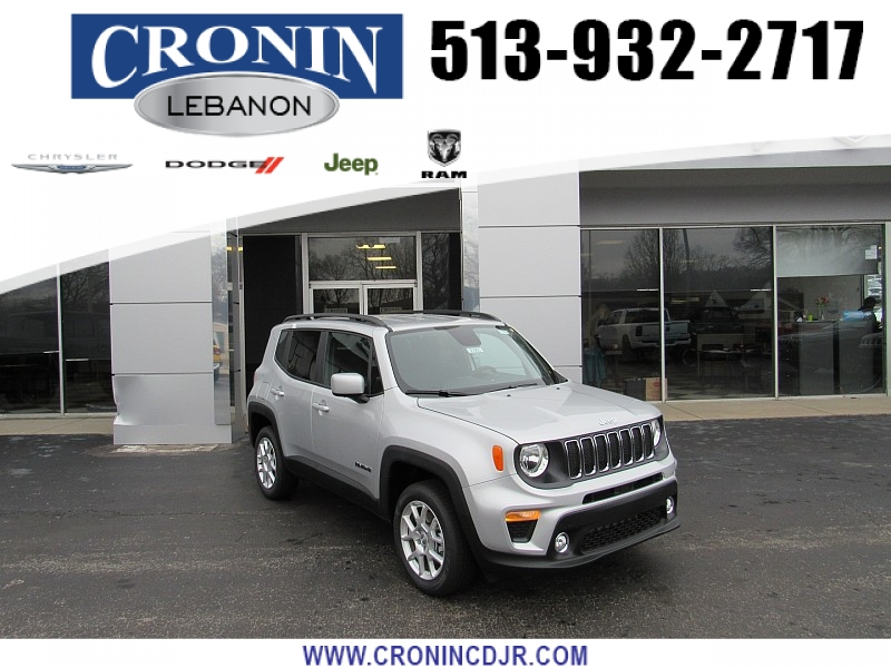 New 2019 JEEP Renegade 4d SUV 4WD Latitude
