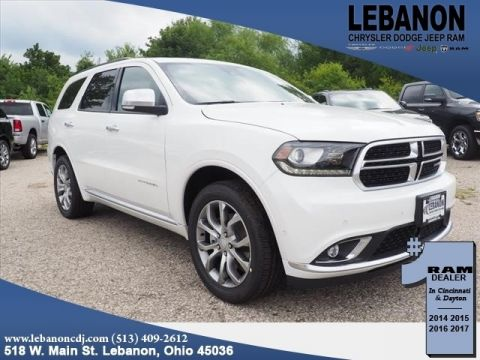 New 2018 DODGE Durango Citadel
