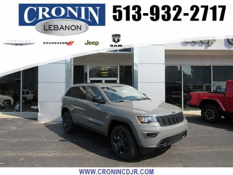 New 2020 JEEP Grand Cherokee 4d SUV 4WD Laredo Upland