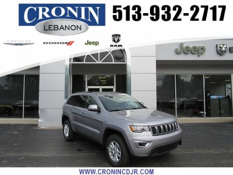 New 2020 JEEP Grand Cherokee 4d SUV 4WD Laredo E
