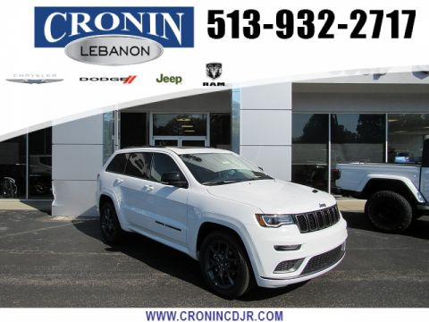New 2020 JEEP Grand Cherokee 4d SUV 4WD Limited V6 X