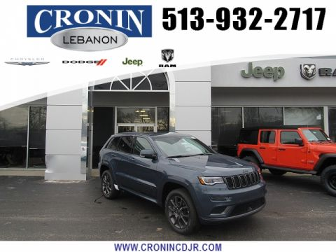 New 2020 JEEP Grand Cherokee 4d SUV 4WD Overland V6 High Altitude