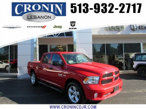 Pre-Owned 2015 Ram 1500 4WD Crew Cab Express