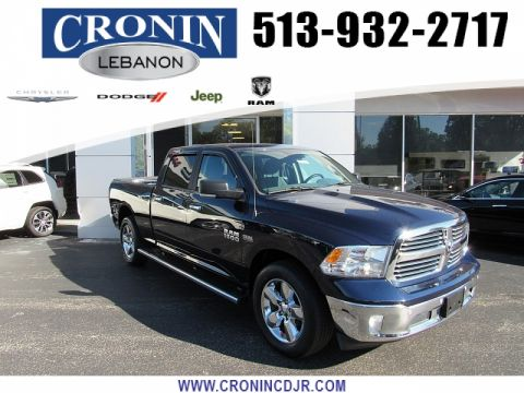 Pre-Owned 2018 Ram 1500 4WD Crew Cab Big Horn Longbed
