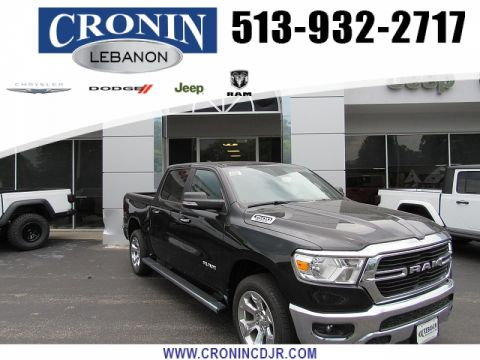 New 2019 RAM All-New 1500 Crew Cab Big Horn/Lone Star