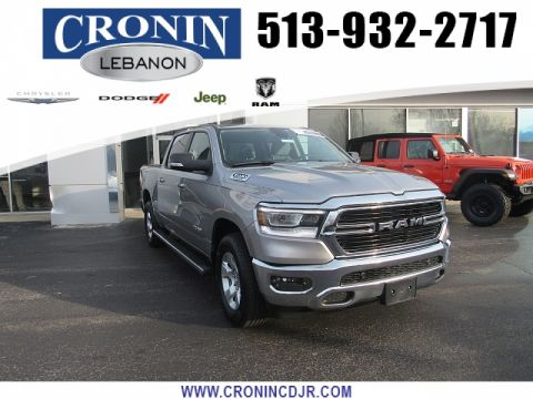 Pre-Owned 2019 Ram 1500 4WD Crew Cab Big Horn/Lone Star