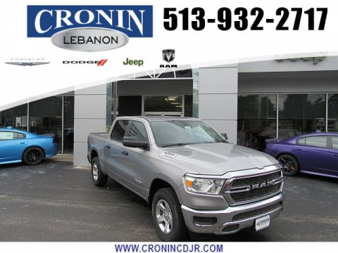 New 2019 RAM All-New 1500 Crew Cab Tradesman