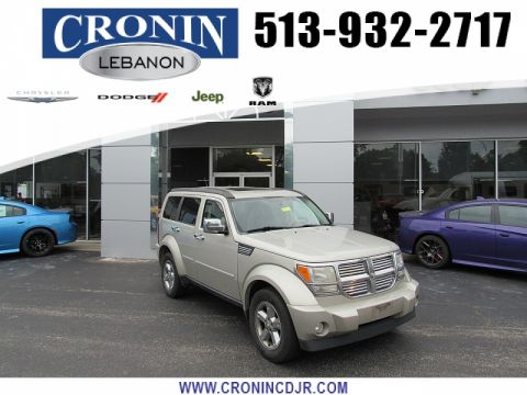 Pre-Owned 2008 Dodge Nitro 4d SUV 4WD SLT