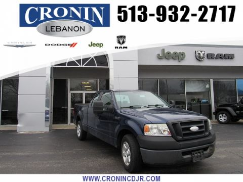 Pre-Owned 2007 Ford F150 2WD Supercab XL
