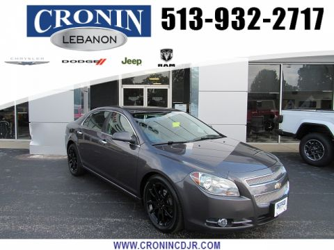 Pre-Owned 2010 Chevrolet Malibu 4d Sedan LTZ V6