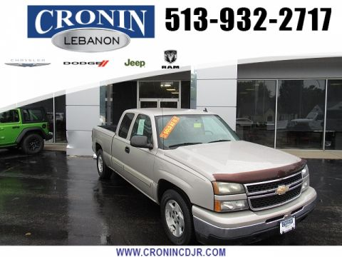 Pre-Owned 2006 Chevrolet Silverado 1500 2WD Ext Cab LT1