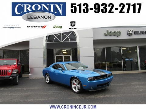 Pre-Owned 2010 Dodge Challenger 2d Coupe SRT8