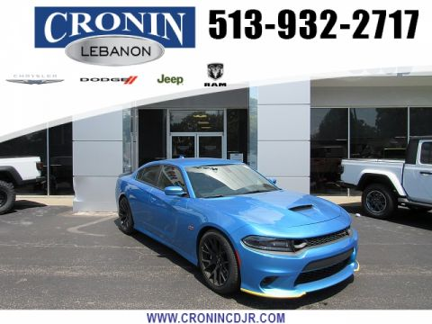 New 2019 DODGE Charger 4d Sedan RWD Scat Pack