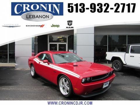 Pre-Owned 2013 Dodge Challenger 2d Coupe R/T