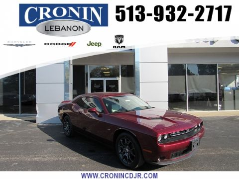 Pre-Owned 2018 Dodge Challenger 2d Coupe GT AWD