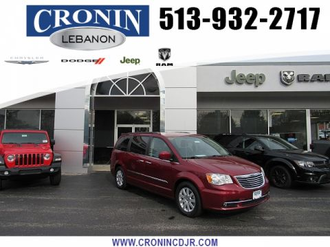 Pre-Owned 2016 Chrysler Town & Country 4d Wagon Touring