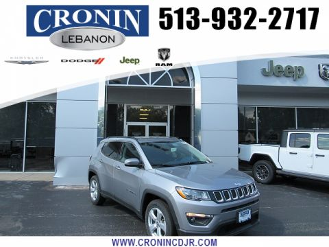 New 2019 JEEP Compass 4d SUV FWD Latitude