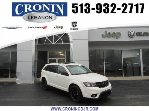 Pre-Owned 2018 Dodge Journey 4d SUV AWD GT