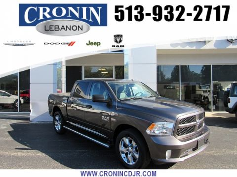 Pre-Owned 2017 Ram 1500 4WD Crew Cab Express
