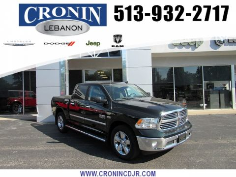 Pre-Owned 2017 Ram 1500 4WD Crew Cab Longhorn