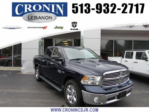 Pre-Owned 2018 Ram 1500 4WD Crew Cab SLT