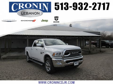 Pre-Owned 2018 Ram 2500 2WD Crew Cab Longhorn Limited