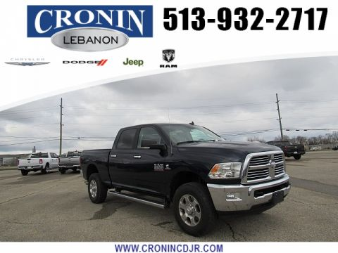 Pre-Owned 2018 Ram 2500 4WD Crew Cab Big Horn