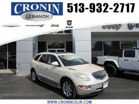 Pre-Owned 2009 Buick Enclave 4d SUV FWD CXL